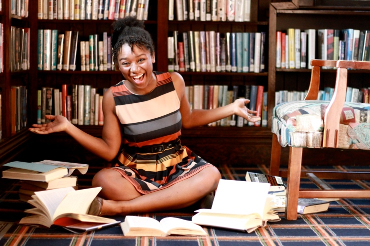 Jordan Ifueko, YA Writer and Natural Hair Blogger