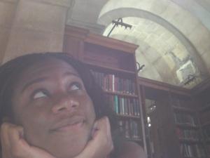 Jordan Ifueko, YA Writer